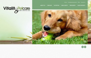 Vitality Petcare