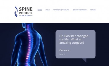 Spine Institute of Texas