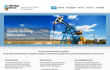 The Oil & Gas Advisor
