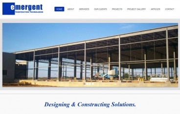 Emergent Construction Technologies